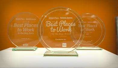 Best Places to Work in the Bay Area